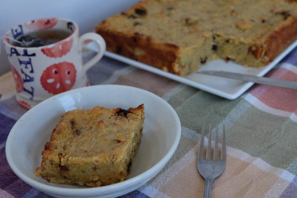 Porridge Cake 1