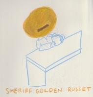 GoldenRusset