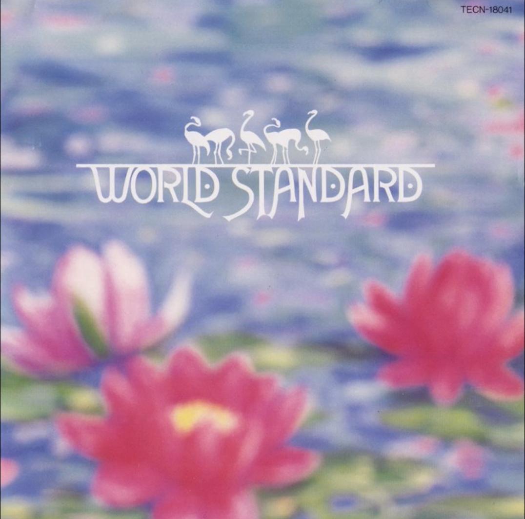 World Standard Album Cover